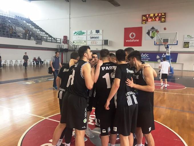 Νίκησαν τον Προμηθέα και ελπίζουν για πρωτιά οι έφηβοι του ΠΑΟΚ- Ζαφειρούδης: «Ηταν… λιοντάρια οι παίκτες μου»