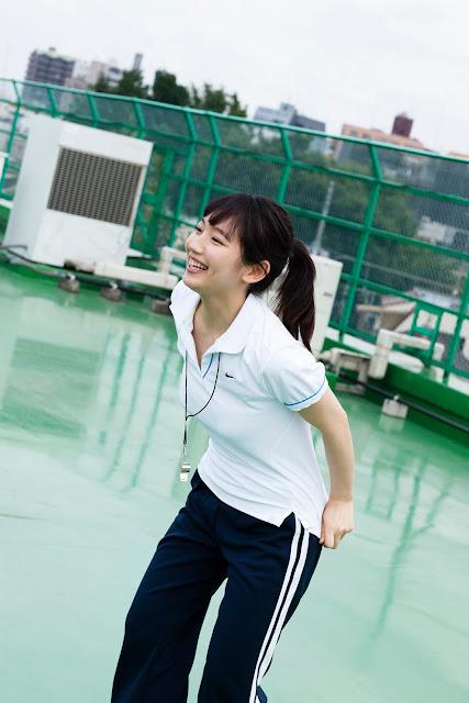吉岡里帆 Riho Yoshioka Weekly Georgia No 78 Extra Pics 09