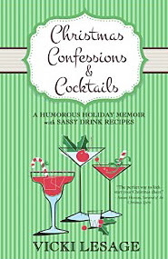French Village Diaries book review Christmas Confessions and Cocktails Vicki Lesage