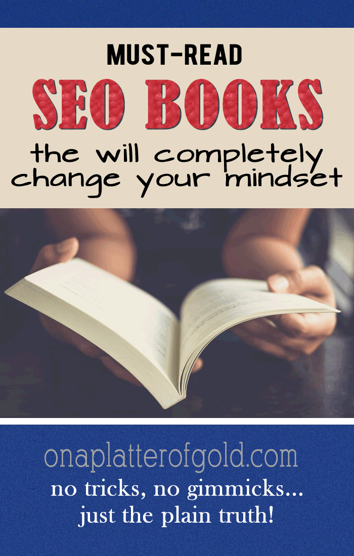 5+ Must-Read SEO Books That Will Completely Change Your Mindset About Search Engine Optimisation