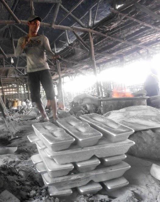 Bahan Bakar Alternatif Briket Arang Kayu Untuk Industri ...