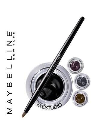 Eyeliner Waterproof terlaris Eyeliner Maybelline
