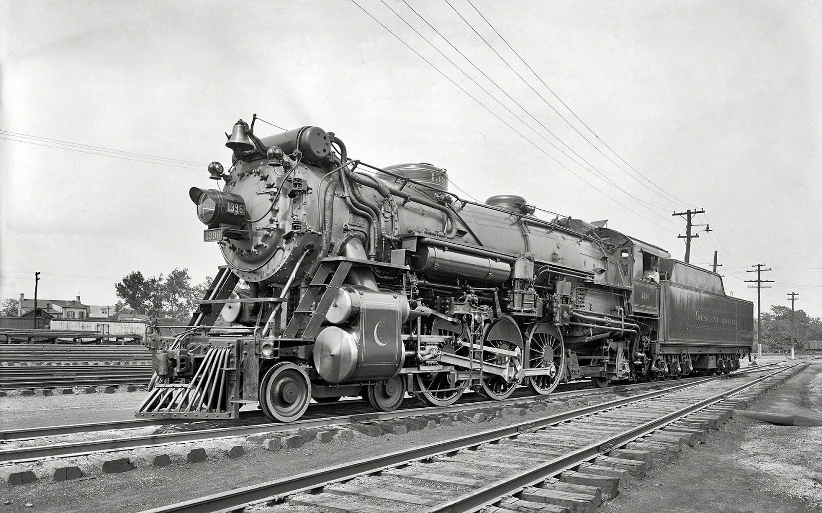 gambar: Gambar Kereta Api Lengkap