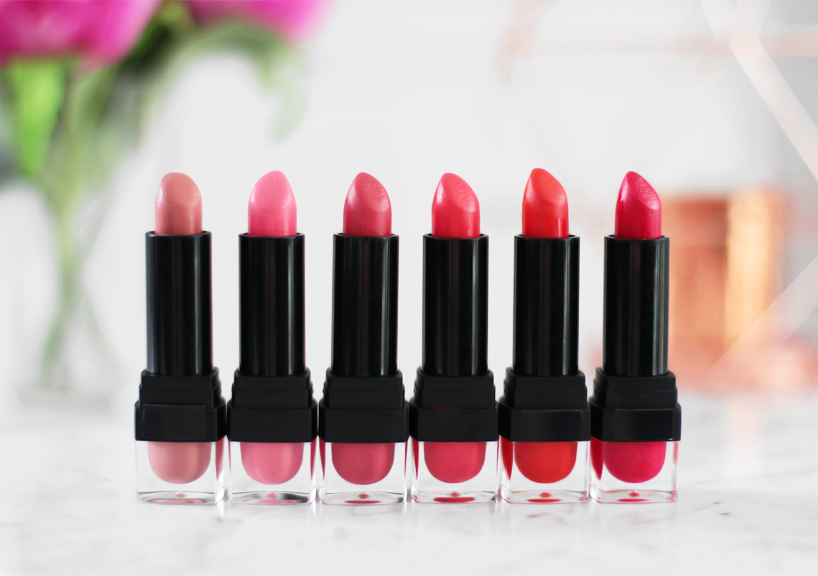 Sleek Makeup Lip VIP Semi-Matte Lipsticks