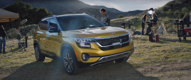 """Lucky Post's Marc Stone Helps Kia Deliver Action-Packed Spot """"Stunt Person"""""""
