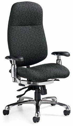 Global Shadow Executive Chair