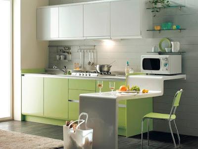 Tips Menata Dapur Yang efisien