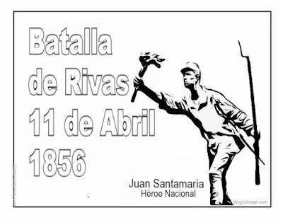 batalla de Riva Costa Rica