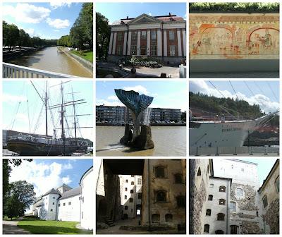 Collage de la Ciudad de Turku
