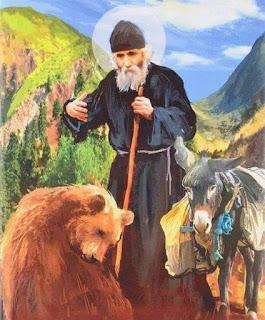 Η οικειότητα του Αγίου Παϊσίου με τα άγρια ζώα και ο εξαγνισμός της καρδιάς