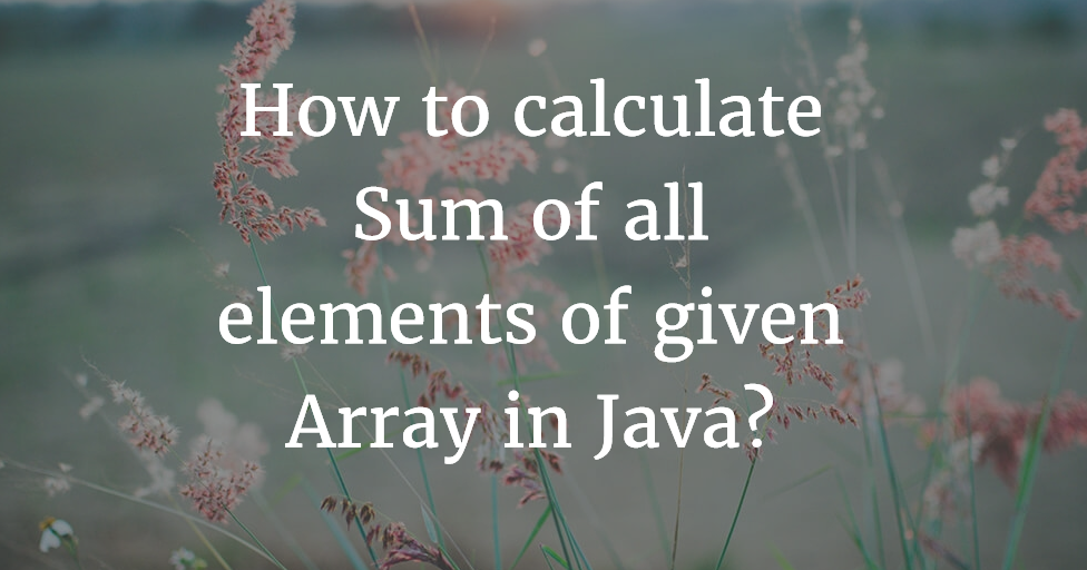 how to make a new integer java