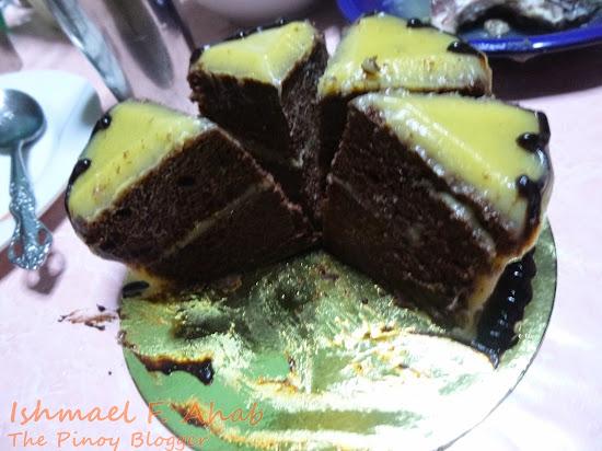 Yummy cake from Bakerite