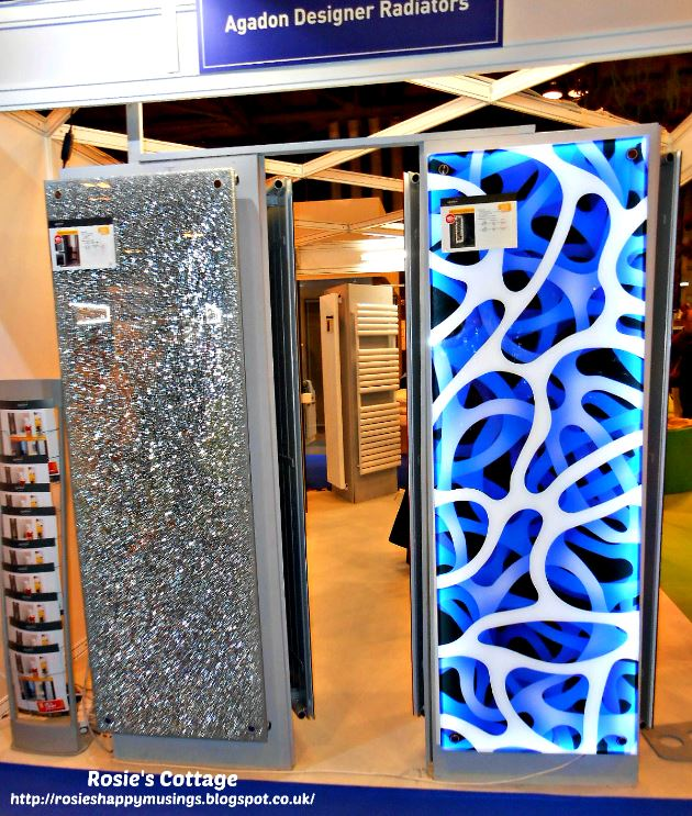 Designer radiators from Agadon