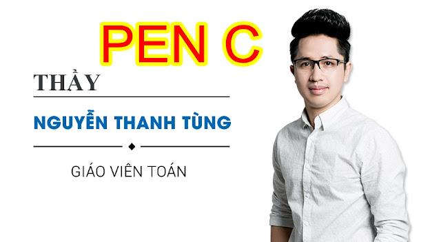 [Hocmai] Luyện thi THPT Quốc Gia PEN-C (N3) môn Toán - Thầy Nguyễn Thanh Tùng