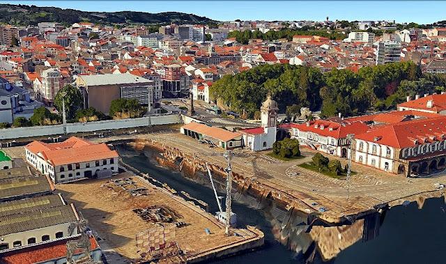 Ferrol (La Coruña).