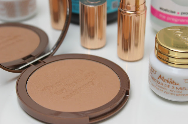 A picture of Bagsy Ray of Sunshine Perfect Glow Bronzing Powder
