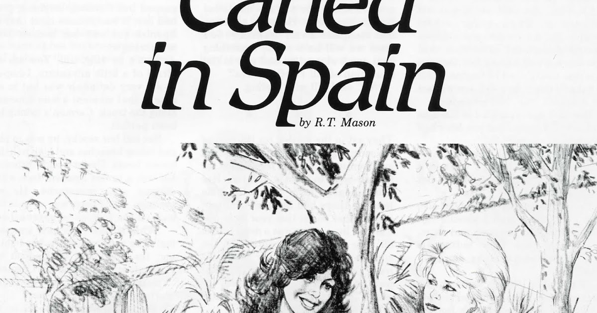 spanking magazine stories  caned in spain