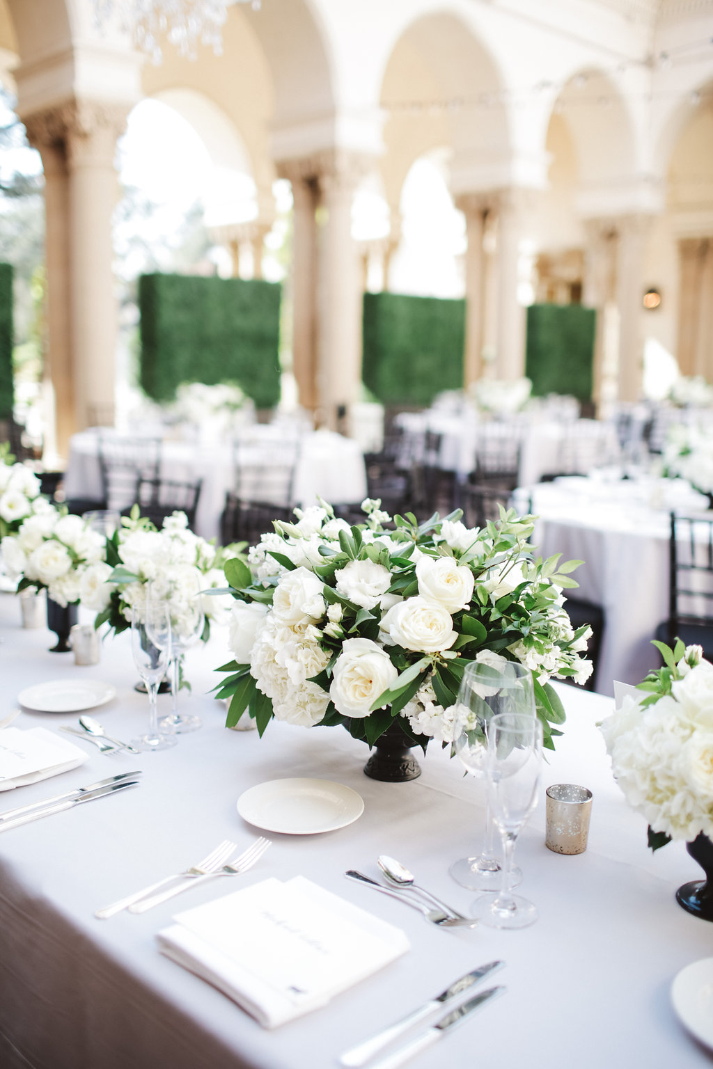 Great Gatsby Inspired Wedding | Heavenly Blooms