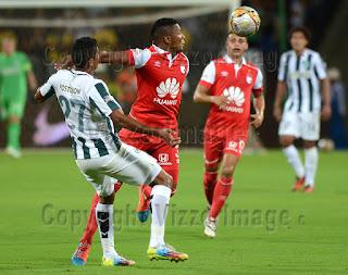 Atlético Nacional vs Independiente Santa Fe