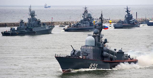 Αν.Μεσόγειος - Πρωτοφανής αντιπαράθεση Στόλων ΗΠΑ, Γαλλίας ...