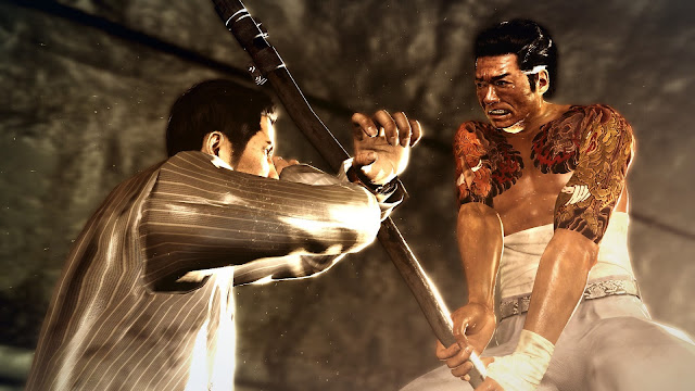 Yakuza 0 PC Full imagenes