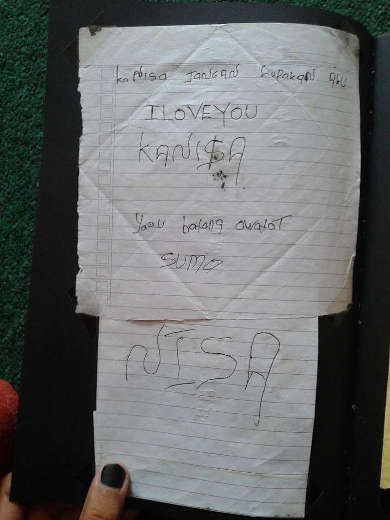 Surat Cinta dari Kei Kecil