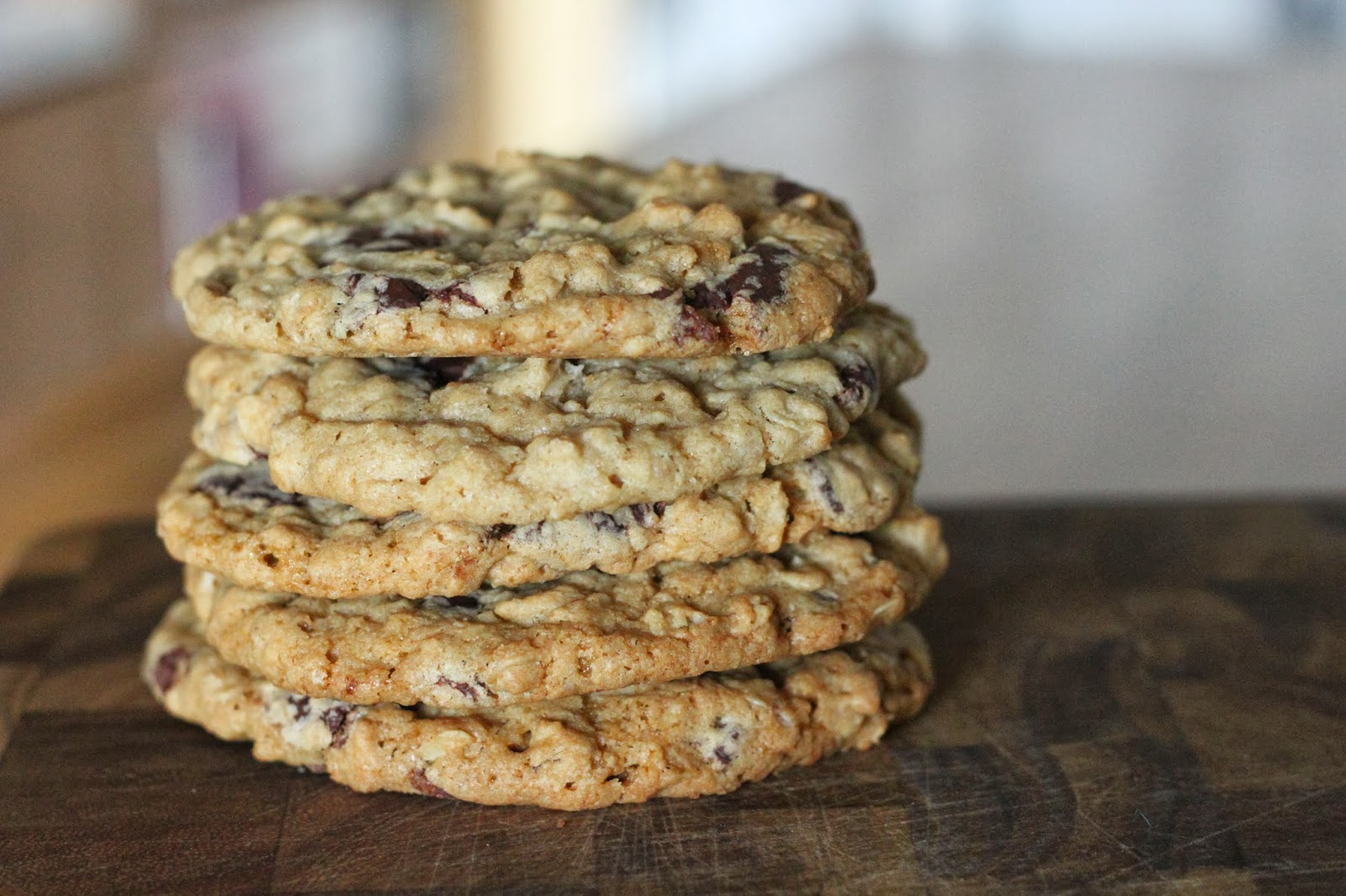 potbelly chocolate chip oatmeal cookie recipe