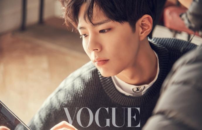 朴寶劍-vogue-內頁畫報