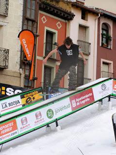 Snow callejero