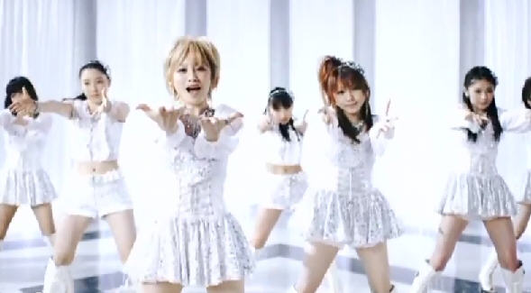 Morning Musume - One Two Three PV   Selective Hearing