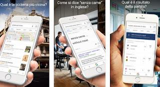 App Google iOS
