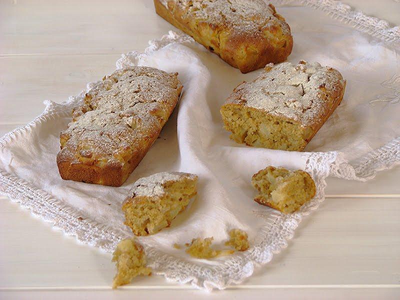 Cake Pomme Farine Kamut