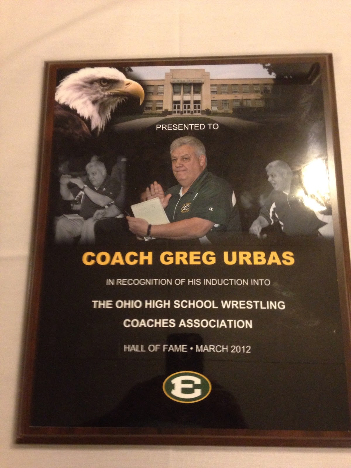 Humble Greg Urbas Gets Great Send Off In A Full Room At Brennan's Party  Center, Enters Retirement As Coach Emeritus And Math Tutor At St. Edward