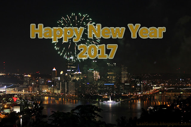Happy New Year Wishes Quotes Message & Cards 2017 - Top Quotes & Sayings Of Happy New Year