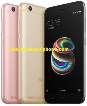 HP Terbaru Xiaomi Redmi 5A