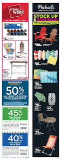 Michaels Weekly Flyer April 27 - May 03, 2019