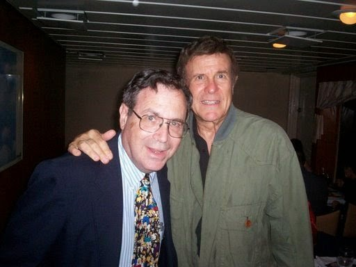 Your Truly with Cousin Brucie in 2007