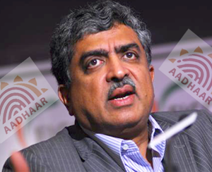 Nandan Nilekani is part of every committee and group that is making Aadhaar mandatory - MoneyLife