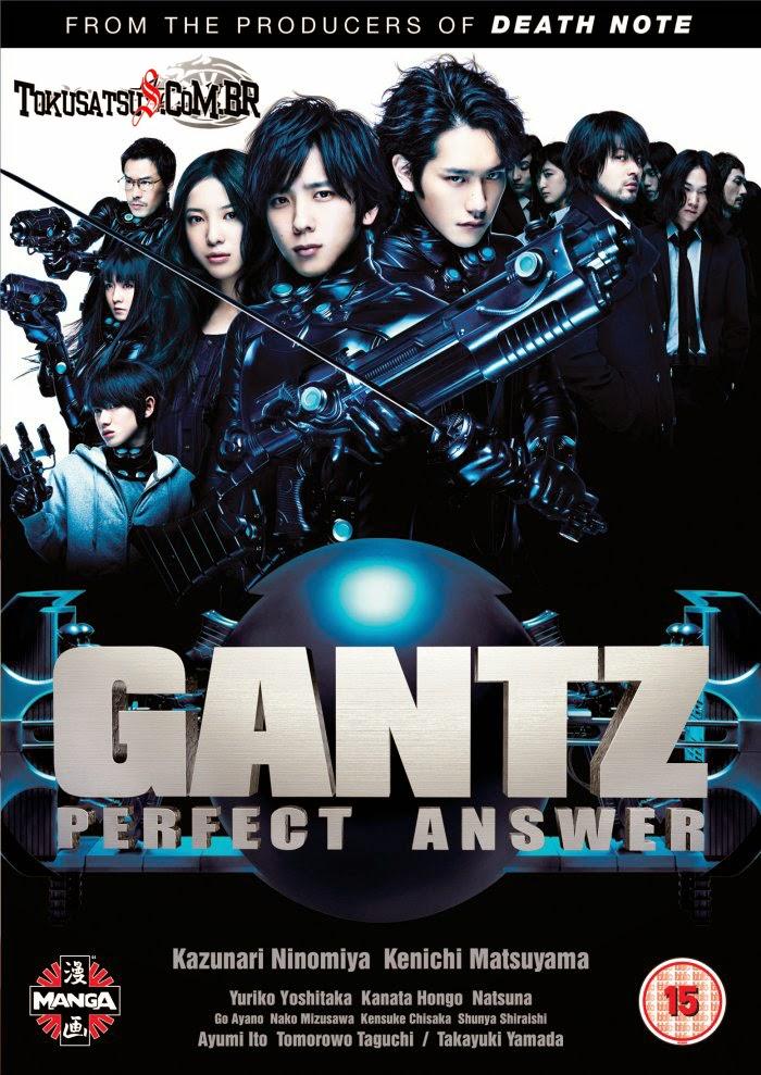 Gantz: O – Legendado – HD 720p Online
