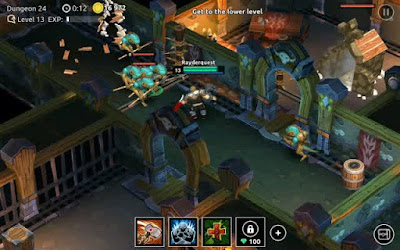 Dungeon Legends Mod Apk 2