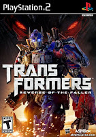 Transformers: Revenge Of The Fallen (PS2) 2009
