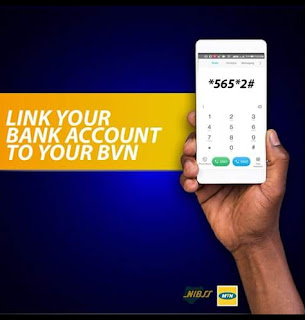 MTN Code to Link Your Bank Account With Your BVN on your Phone