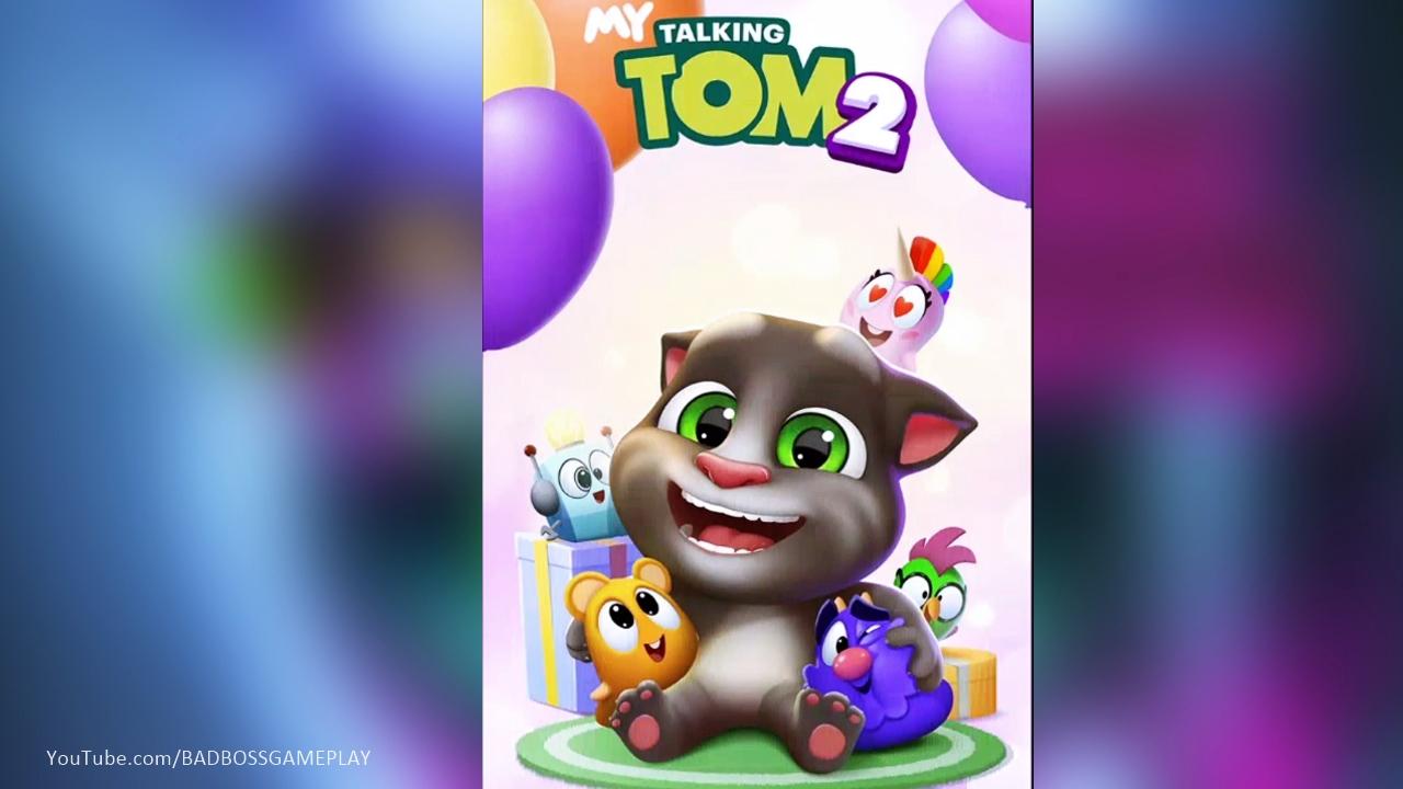 Download My Talking Tom 2 ( Android iOS ) - Badbossgameplay