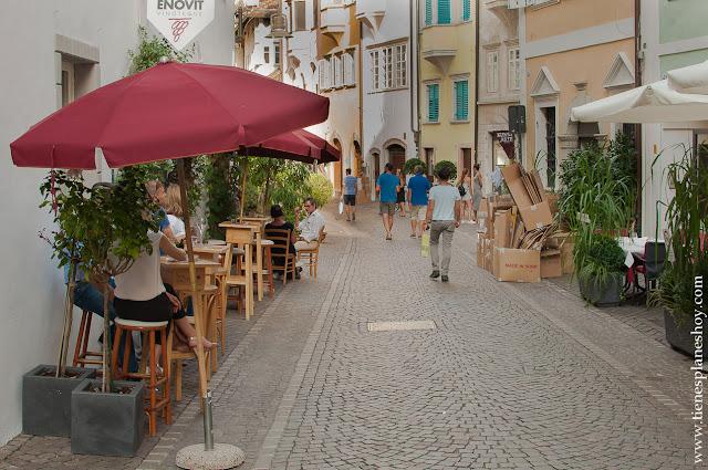 Bolzano viaje Italia Dolomitas
