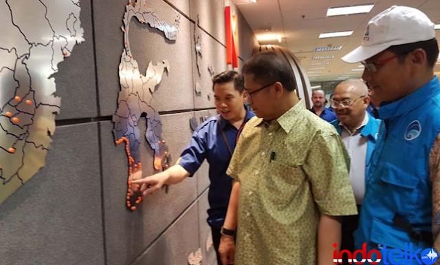 Inilah Cara Detail Cek Jangkauan 4G LTE Net1 Indonesia
