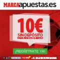 Marca Apuestas 10 Euros sin deposito
