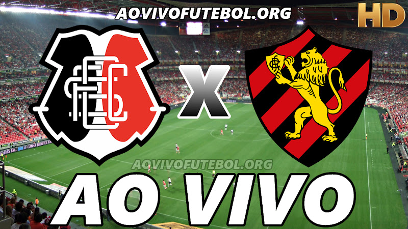 Santa Cruz x Sport Ao Vivo HD TV PFC