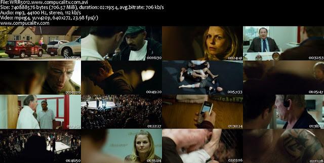 Warrior 2011 DVDRip Español Latino Descargar 1 Link