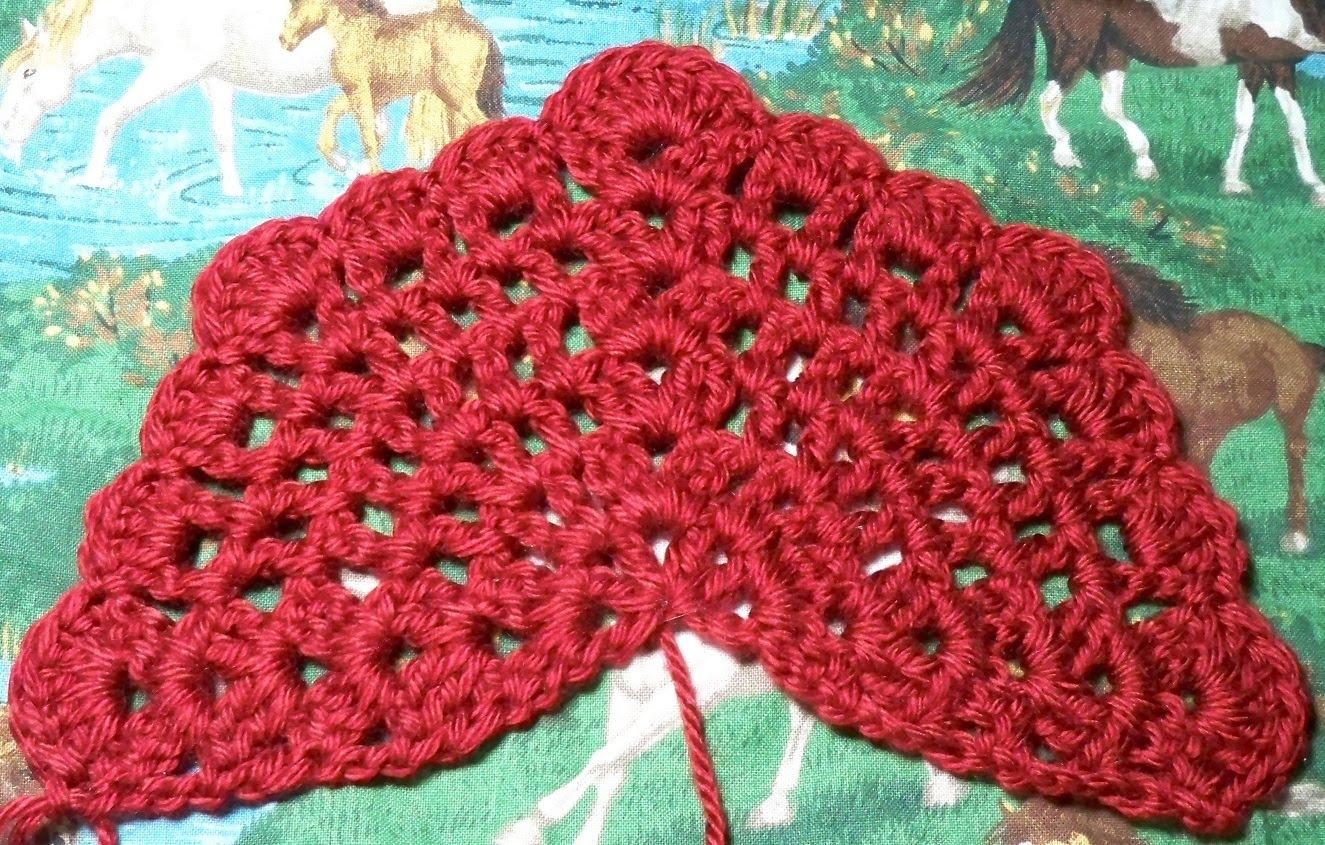 JR Crochet Designs: Angel Wings Shawl Pattern
