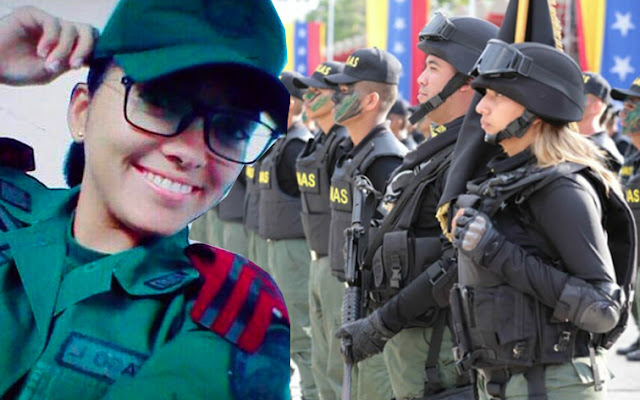 Una estudiante de la GNB se suicidó por los tratos recibidos en esa mediocre institución